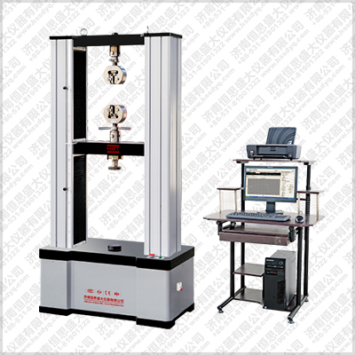 药用PVC复合硬片纵横拉伸强度试验机